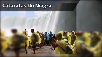 Cataratas Do Niágra, Você Conhece Esta Maravilha De Lugar? Confira!