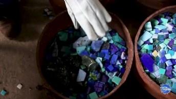 Como As Bolinhas De Gude São Feitas, Com Material 100% Reciclável!