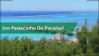 Confira Um Pedacinho Deste Paraíso Na Terra Ilhas Maldivas!