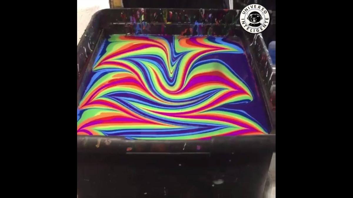 Conheça a pitura holográfica