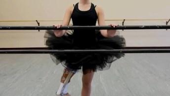 Dançarina Vence O Câncer Com Muita Garra E Determinação, Linda História!