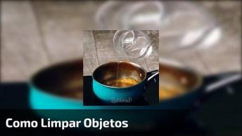 Dicas De Como Limpar Objetos De Cozinha De Maneira Fácil E Eficaz!