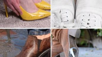 Dicas Muito Legais De Como Salvar Seus Sapatos Preferidos!