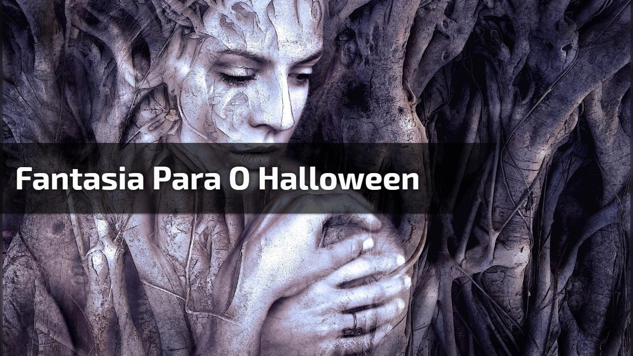 Fantasia para o Halloween