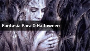 Essa Seria Uma Ótima Fantasia Para O Halloween, Mas Não Daria Para Se Divertir!