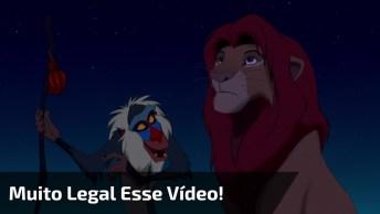 Esse Vídeo É Muito Legal! O Que Você Prefere Fugir Ou Aprender!