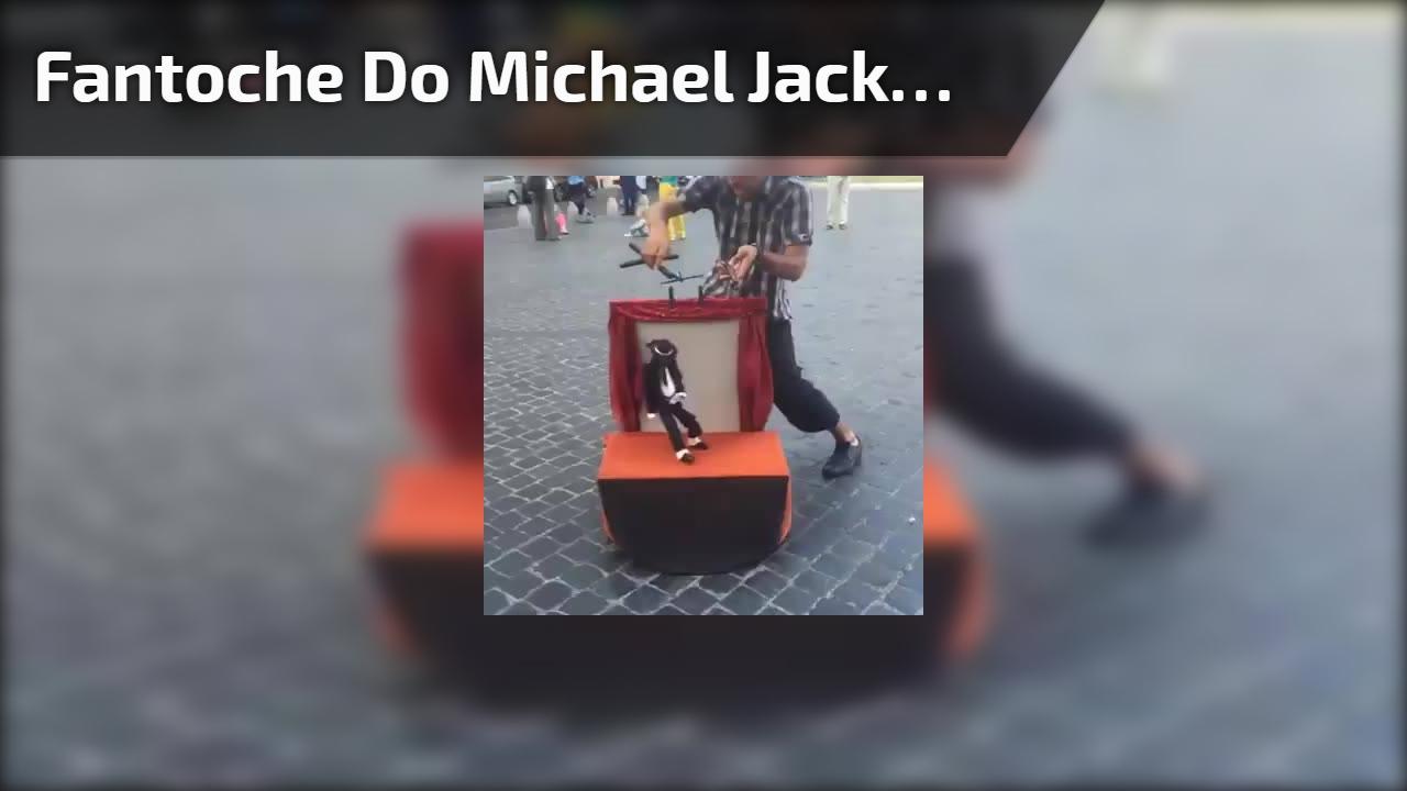 Fantoche do Michael Jackson