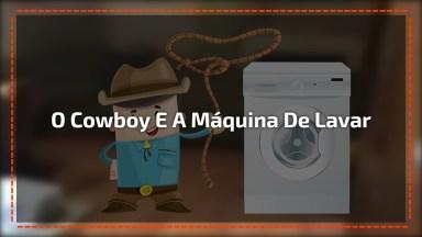 Homem Cantando Maquina De Lavar, Kkk! Olha Só Que Legal Essa Bateria, Kkk!