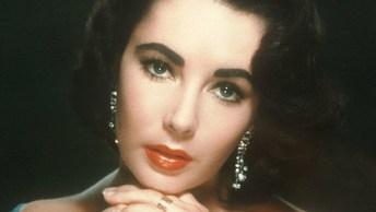 Homenagem A Elizabeth Taylor Esta Fantastica Atris, Vale Apena Conferir!