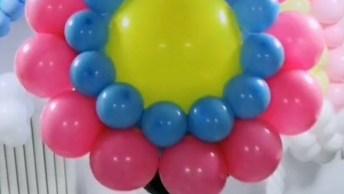 Ideias Legais Para Fazer Com Balões E Enfeitar Qualquer Tipo De Festa!