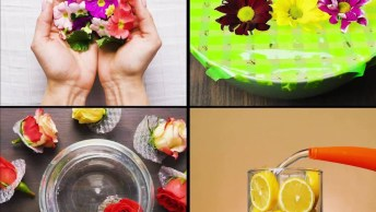Ideias Legais Para Fazer Com Flores, Todas Você Vai Gostar!