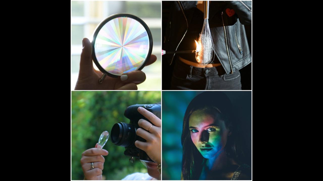 Ideias legais para fazer os próprios filtros na hora de tirar fotos