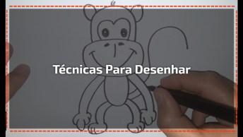 Jeitos Simples E Legais Para Fazer Desenhos - Compartilhe Com Seus Amigos!