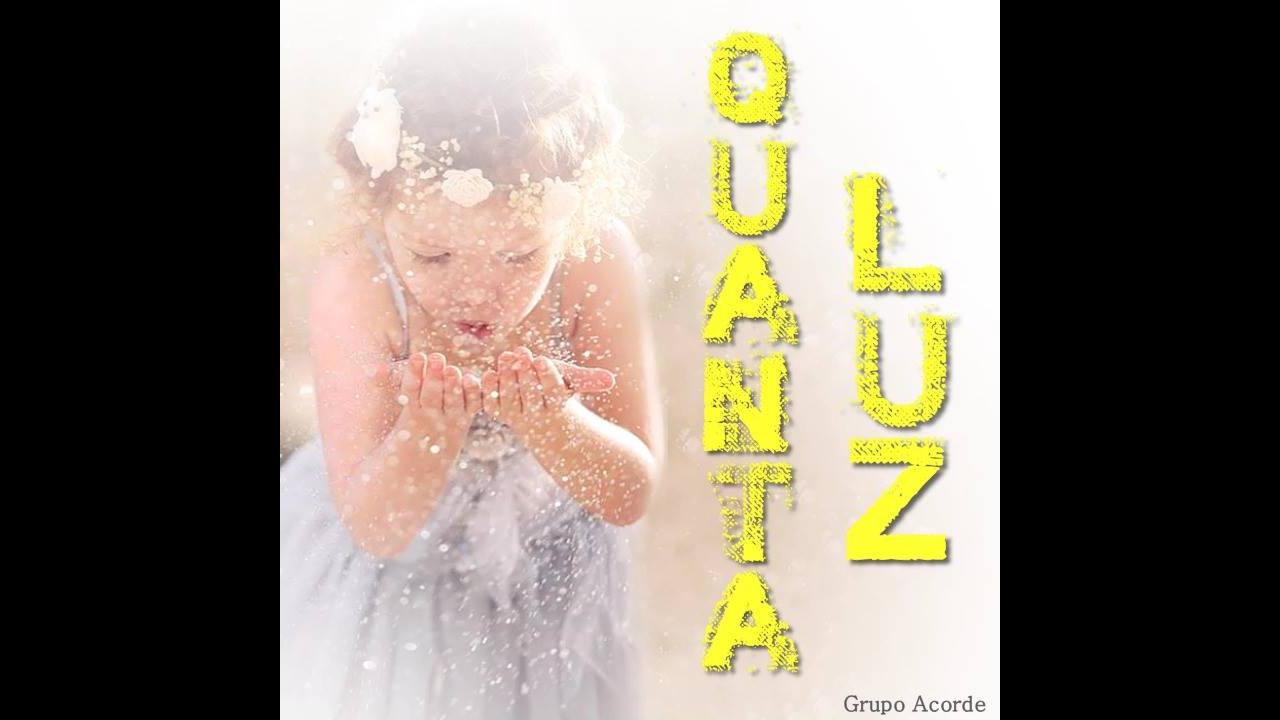 Linda musica espirita Quanta Luz de Cenyra Pinto na voz do grupo Acorde