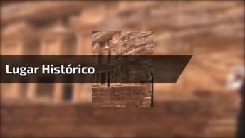 Lugar Histórico Para Caminhar, Reconhece Esse Lugar Legal?