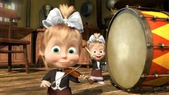 Masha E O Urso No Piano Vão Te Ensinar Que Todos Os Sonhos São Possíveis!