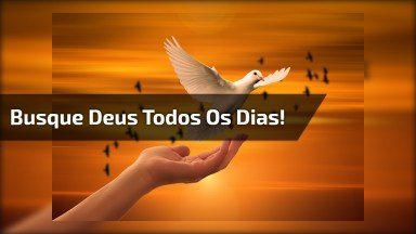 Menasgem De Deus Para Amigos E Amigas Do Whatsapp, Envie Agora Mesmo!
