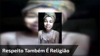 Muito Legal Esse Vídeo! Melhor Vídeo Que Já Sobre Preconceito Contra Religião!