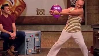 Muito Legal Esse Vídeo! Veja Só Que Habilidade Deste Cara Com O Balão!