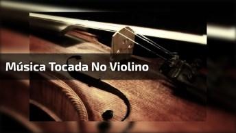 Musica 'Viva A Vida' De Coldplay Tocada Por David Garret No Violino!