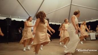 Noiva Dançando Com As Amigas, Essas Coreografias Ficaram Legais Demais!