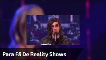 Para Quem É Fã De Reality Shows Olha Essa Seleção Com Melhores Audições!