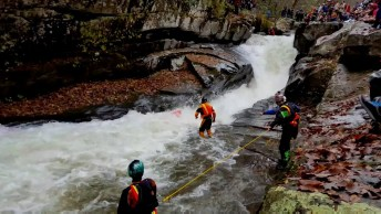 Salvamento Em Cachoeira, A Atitude Na Hora Certa Pode Salvar!