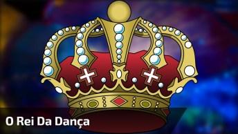 Se Você Acha Que É O Rei Da Dança, É Por Que Ainda Não Viu Esse Boneco. . .