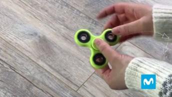 Spinner A Nova Sensação Do Momento, Veja Como Brincar Com Ele!