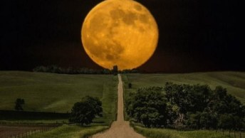 Super Lua Do Dia 14 De Novembro, Se Perder Só Poderá Revê-La Em 2034!