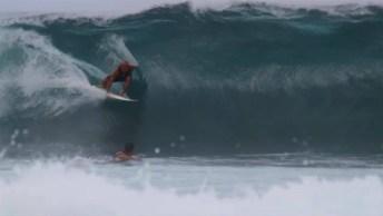 Surfando Nas Ondas Mágicas Do Hawaii, Simplesmente Fantástico!