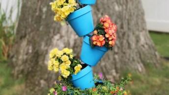 Tutorial De Alimentador De Pássaros Lindinho Para Fazer Em Seu Jardim!