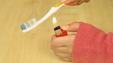 Varias Utilidades Para Escova De Dentes Que Você Não Sabia!