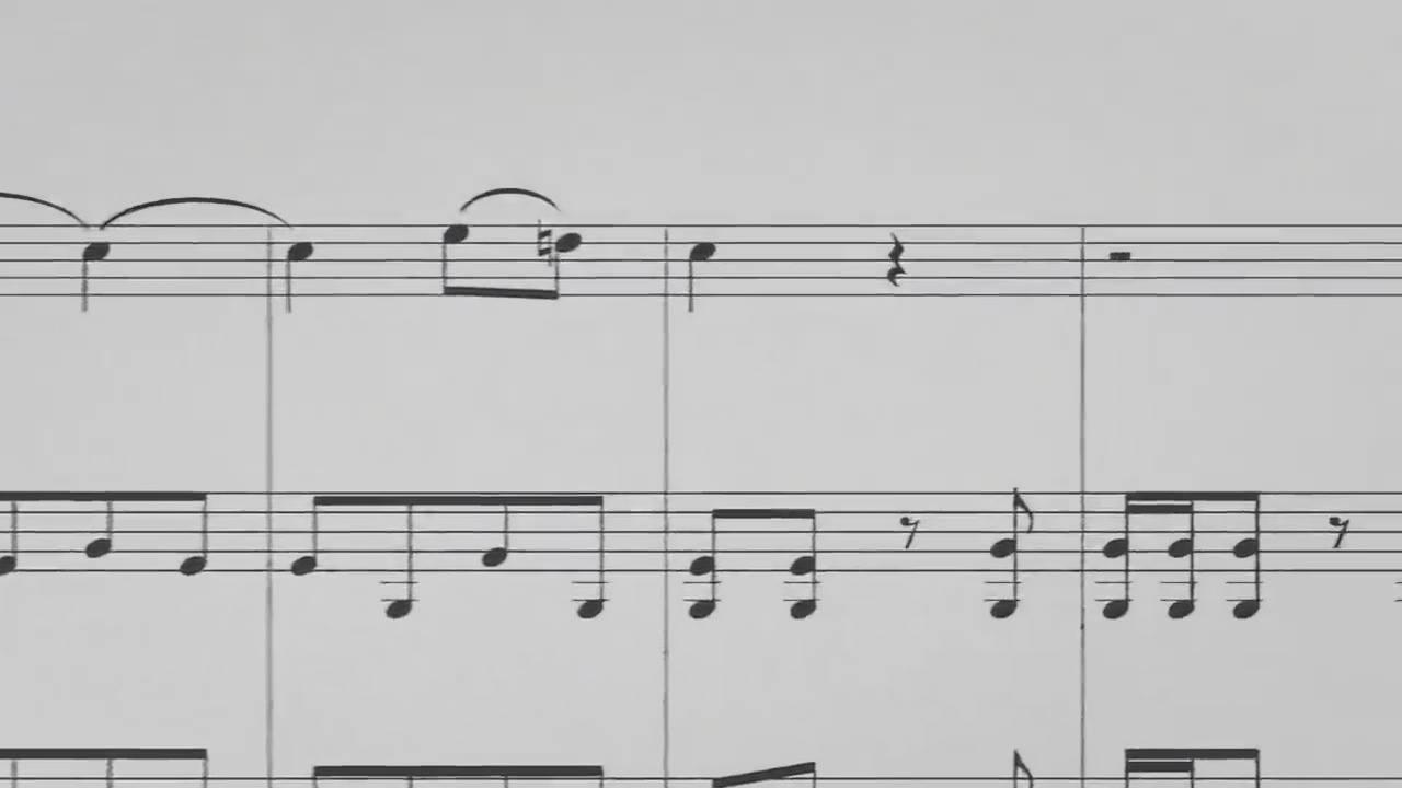 Veja como seria uma montanha russa feita de musica clássica