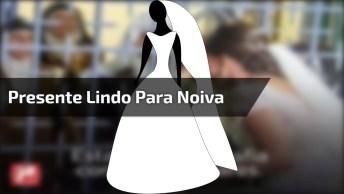 Veja O Presente Que O Convento De Clausura Das Carmelitas Deram A Esta Noiva!