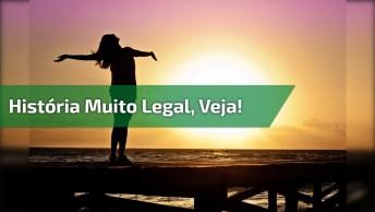Vídeo Com História Muito Legal, Vale A Pena Conferir E Refletir!