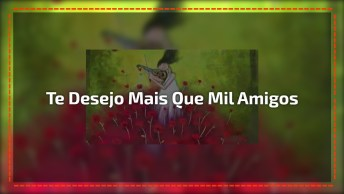 Vídeo Com Imagens Belíssimas Ao Som De 'Desejo' De Flávia Wenceslau!