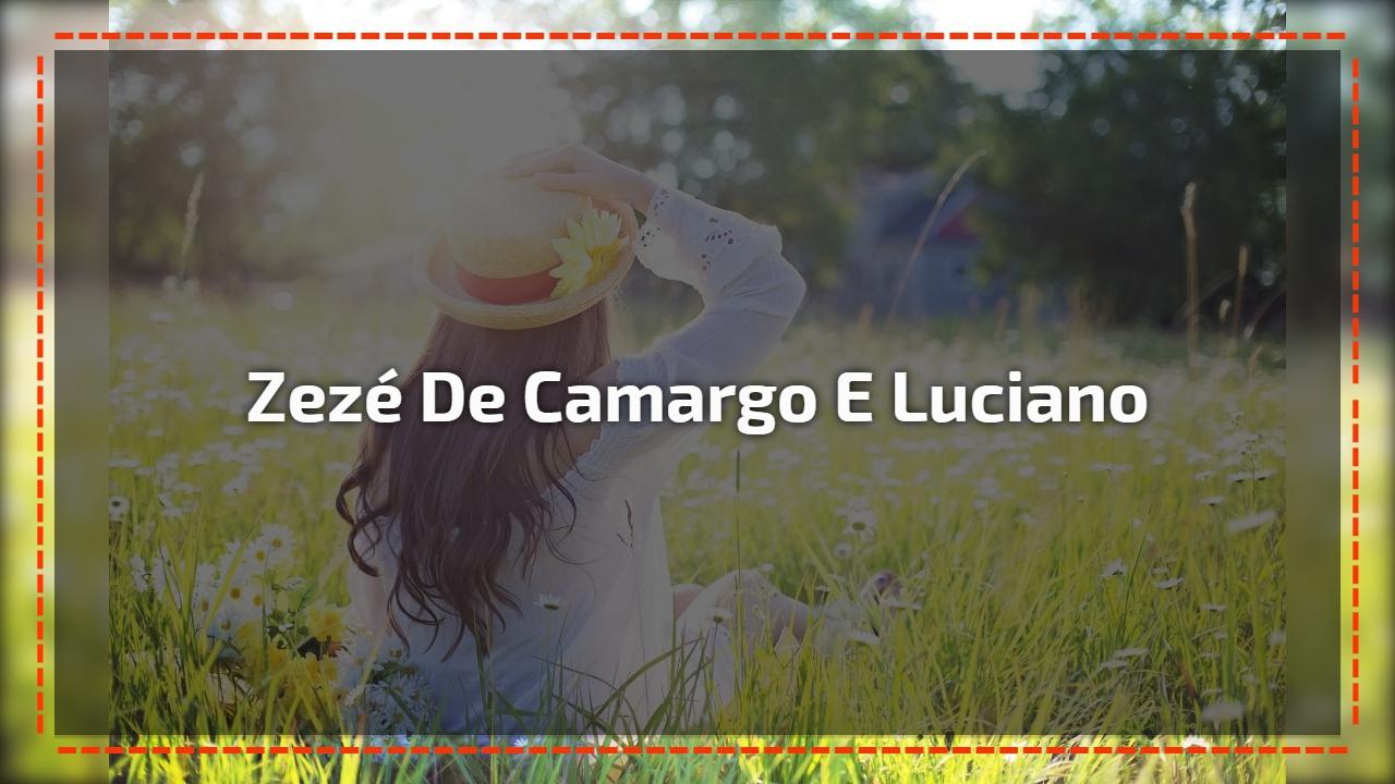 """Vídeo com imagens de flores, ao som de Zezé de Camargo e Luciano """"Quem é Ele?""""."""