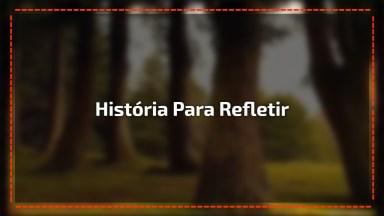 Vídeo Com Linda História Para Você Refletir Sobre A Vida, Vale A Pena Conferir!