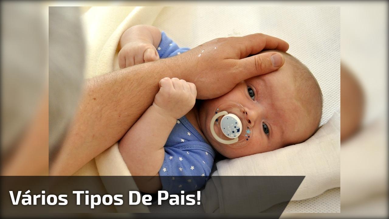 Vídeo com linda mensagem de Dia dos Pais para compartilhar no Facebook!