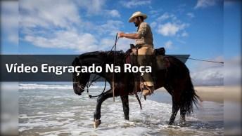 Video Com Música De Gaúcho, Olha O Que Esse Homem Vai Fazer