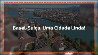 Vídeo Mostrando Um Pedacinho De Basel-Suíça, Uma Cidade Linda!