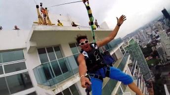 Vídeo Muito Legal Com As Melhores Imagens De Esportes Radicais!