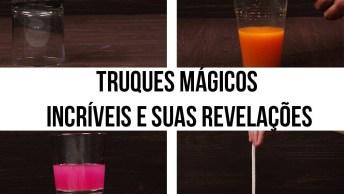 Vídeo Muito Legal Mostrando Como São Feitos Alguns Truque Mágicos!