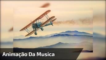 Animação Da Musica 'Sonho De Ícaro' Pelo Cantor Byafra - Voar, Voar. . .