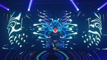 Combinação De Luzes Com Música, Uma Ideia Que Combina Com A Balada!