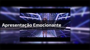 'I Have Nothing' De Whitney Houston Interpretada Por Deolinda!