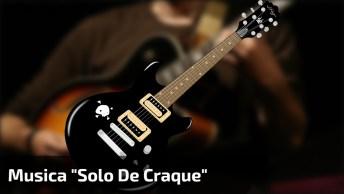Jalmar Araújo Tocando 'Solo De Craque', Tem Talento Ou Não Tem?