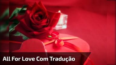 Michael Bolton - All For Love Com Tradução Falada Em Voz Feminina!