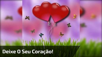 Musica 'A Canção'( Se Você Escutar) De Ricky Vallen, Deixe O Seu Coração. . .